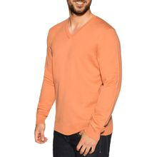 Benetton Pullover in orange für Herren