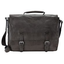 Strellson Greenford Aktentasche Leder 39 cm Laptopfach