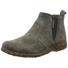 El Naturalista Damen N996 Lux Suede Grafito/Angkor Chelsea Boots, Grau (Grafito NR3), 38 EU