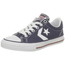 Converse Sp Ev Canvas Ox 290360-31-10 Unisex - Kinder Sneaker, Marineblau/Weiß, 28 EU