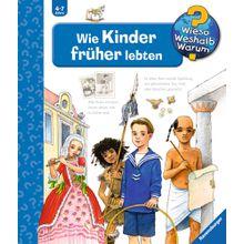 Ravensburger Wie Kinder früher lebten