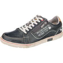 MUSTANG Sneakers Low grau Herren