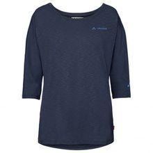 Vaude - Women's Skomer 3/4 Shirt - Longsleeve Gr 34 weiß/grau