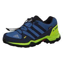 adidas Unisex-Kinder Terrex GTX Trekking-& Wanderhalbschuhe, Blau (Azretr/Maruni/Limsol 000), 30 EU