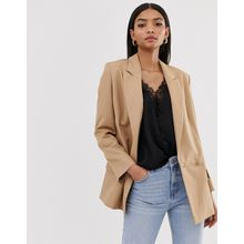 ASOS DESIGN - Perfect - Blazer - Beige
