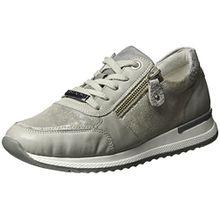 Remonte Damen R7002 Sneaker, Grau (Whitelightblue/Shark/Staub/Steel/40), 39 EU