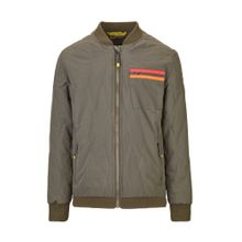 KILLTEC Jacke 'Dageno' khaki / orange / koralle