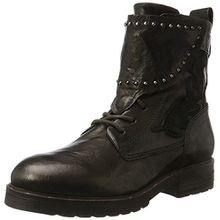 Mjus Damen 190204-0101-6114 Combat Boots, Braun (Moka), 41 EU