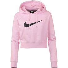 Nike Sportswear Hoodie NSW Swoosh Pullover rosa Damen