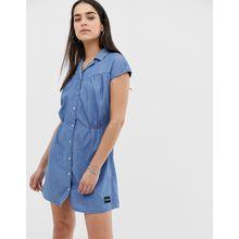 Calvin Klein Jeans - Jeanskleid - Blau
