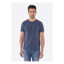 Kaporal T-Shirt Ted mit Relief-Applikationen T-Shirts blau Herren