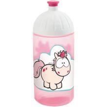 NICI Trinkflasche Theodor & Friends Einhorn, 500 ml rosa