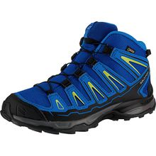 Kinder Outdoorschuhe X-ULTRA MID GTX J blau