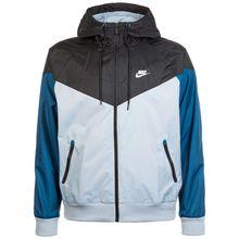 Nike Sportswear Windrunner Kapuzenjacke Herren blau Herren