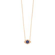 Halskette orientalisches Auge
