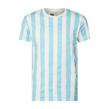 T-Shirt aus Bio-Baumwolle Modell 'Big Stripes'