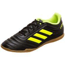 adidas Performance Copa 19.4 Indoor Fußballschuh Herren schwarz/gelb Herren