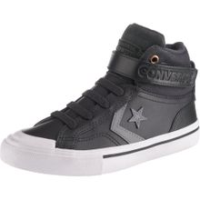 CONVERSE Sneaker 'Pro Blaze Strap' schwarz / weiß