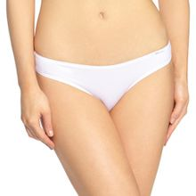 Skiny Damen Rio Slip Essentials Light Rio Slip, Gr. 36, Weiß (0500 WHITE)