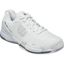 Wilson - Rush Pro 2.5 Clay Court Herren Tennisschuh (weiß/hellblau) - EU 43 1/3 - UK 9