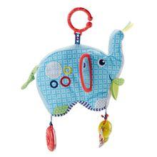 Fisher-Price Kleiner Spiel-Elefant
