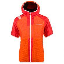 La Sportiva - Women's Firefly Short Sleeve Jacket - Kunstfaserjacke Gr M;S;XS weiß