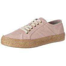GANT Footwear Damen Zoe Sneaker, Pink/Brown, 36 EU
