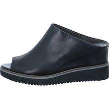 Tamaris Keil Pantolette 1-27200-20 Damen Plateau Clogs, Schuhgröße:37;Farbe:Schwarz