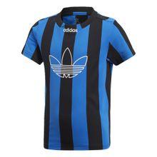 ADIDAS ORIGINALS T-Shirt blau / schwarz