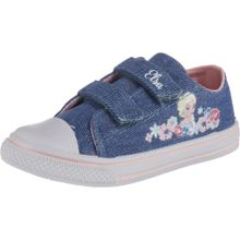 DISNEY Disney Die Eiskönigin Sneakers Low für Mädchen blau