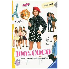 Buch - 100% Coco: Mein geheimer Fashion-Blog, Band 1