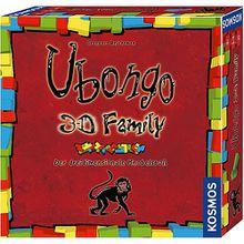 Ubongo 3-D Family