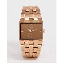 Nixon - A1262 Ticket II - Armbanduhr in Roségold - Gold