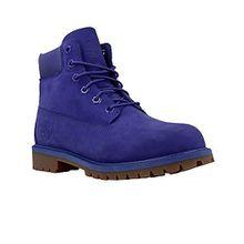 Timberland Unisex-Erwachsene 6 in Premium WP Boot A1mm5 Klassische Stiefel, Blau (Blue), 40 EU