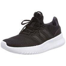 adidas Unisex-Kinder Cloudfoam Ultimate Sneaker, Schwarz (Core Black/Core Black/Utility Black F16), 38 EU