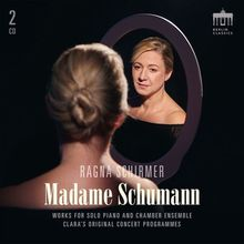 Audio CD »Schirmer,Ragna: Madame Schumann«