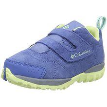 Columbia Childrens Venture Jungen Trekking- & Wanderhalbschuhe, Blau (Medieval, Sea Ice 570), 29 EU, BC2858