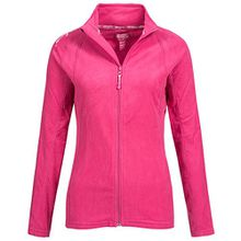 97E4 Geographical Norway Techouva Leichte Damen Fleecejacke Jacke Rosa XL
