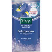Kneipp Badezusatz Badekristalle & Badesalze Schäumendes Badesalz Entspannen 80 g