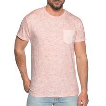 Soul Star T-Shirt in rosa für Herren