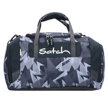 Duffle Bag Sporttasche 44 cm Sporttaschen grau