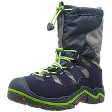 Keen Kinder Winterstiefel Winterport II WP Midnight Navy/Jasmine Green 39