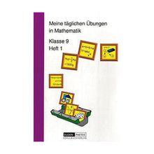 Buch - Meine täglichen Übungen in Mathematik: Klasse 9