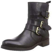 Buffalo London ES 30508 Garda, Damen Biker Boots, Schwarz (Preto 22), 39 EU