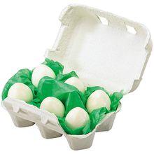 HABA 1368 6 Eier im Karton Spiellebensmittel