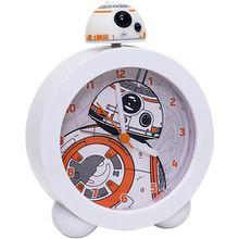 Star Wars BB-8 Wecker mit Sound und beleuchtetem Ziffernblatt