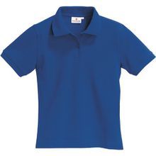 "HAKRO Damen Polo-Shirt ""Top"" 224 - royalblau - Größe: S"
