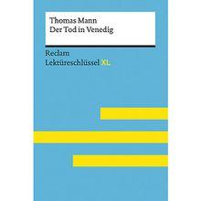 Buch - Thomas Mann: Der Tod in Venedig