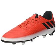 adidas Unisex-Kinder Messi 16.3 FG Stiefel, Rot (Red/Core Black/FTWR White), 35 EU