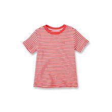 ESPRIT Jungen T-Shirt C07198, Gr. 128/134 (XS), Pink (619 lobster)